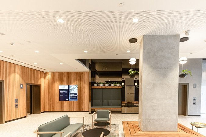 189 Grey St EOT and Lobby