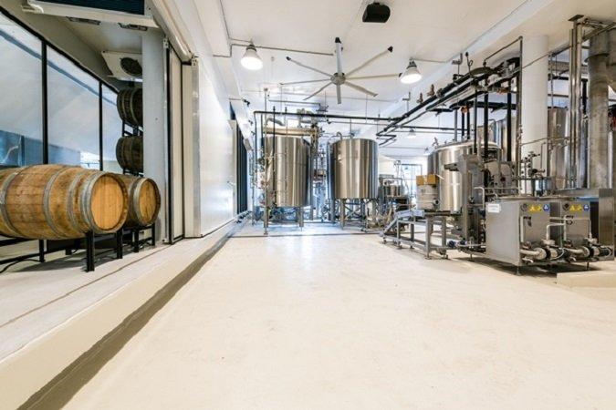 Newstead Brewery