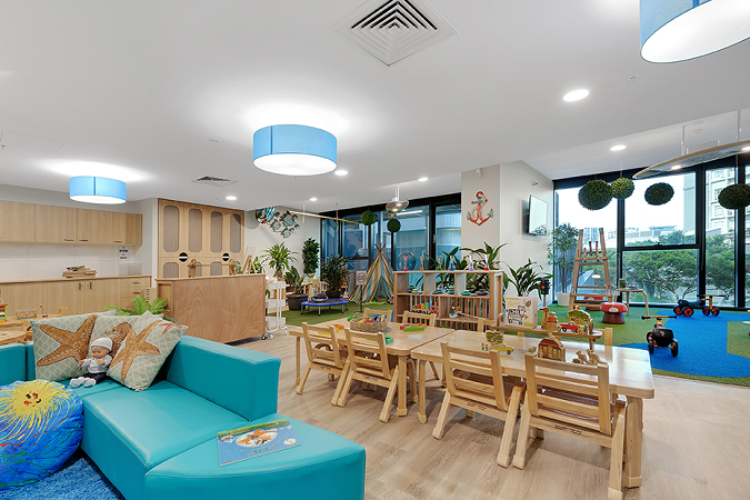 Skytower Childcare Centre